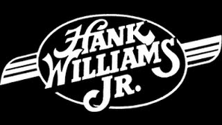 Hank Williams Jr - Family Tradition (lyrics on screen)