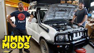 4X4 Jimny Build - Essential Off Road Mods