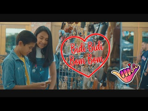 Selena - Bidi Bidi Bom Bom (Mia Cover - Official Music Video)