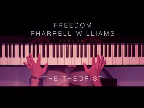 Pharrell Williams - Freedom | The Theorist Piano Cover