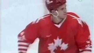 Straffläggningen Från OS-finalen I Hockey 1994 Del 2
