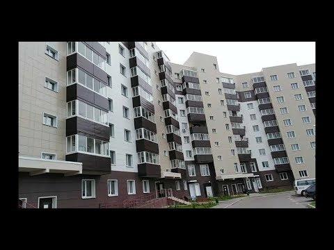 Двухкомнатная #квартира #новостройка в ЖК на 7 Холмах #Клин #АэНБИ #недвижимость часть 1