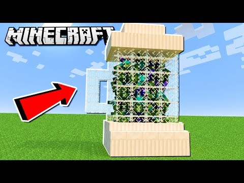 Push RAGDOLL Zombies into a BLENDER in Minecraft!
