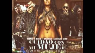 """Cuidao Con Mi Mujer [instrumental]- Alexio """"La Bestia"""" Ft Arcangel, Farruko Y Genio"""