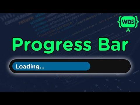 Download How To Create Progress Bar Html Tutorials Css