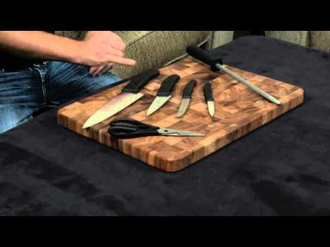 Victorinox Fibrox 7 Piece Knife Set — Review and Information.