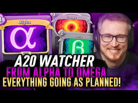 From Alpha to Omega, Everything Going as Planned! | Ascension 20 Watcher Run | Slay the Spire
