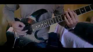 Angra - Waiting Silence - Guitar Cover