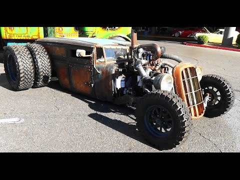 Rat Rod Dully