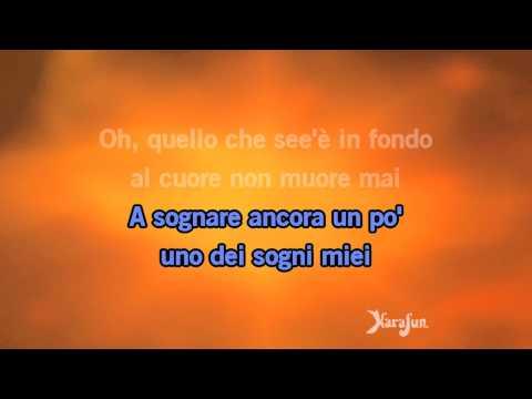 , title : 'Karaoke L'aurora - Eros Ramazzotti *'