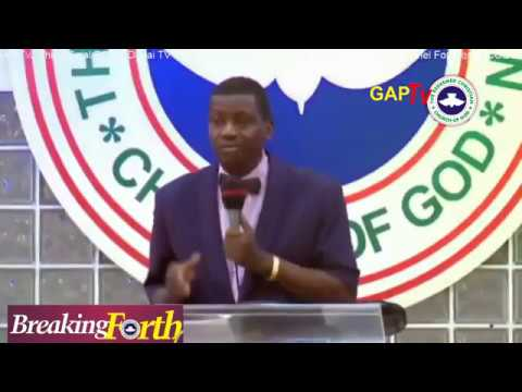Pastor Adeboye answers Daddy Freeze