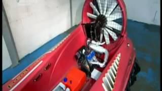 How Hovercraft Are Made