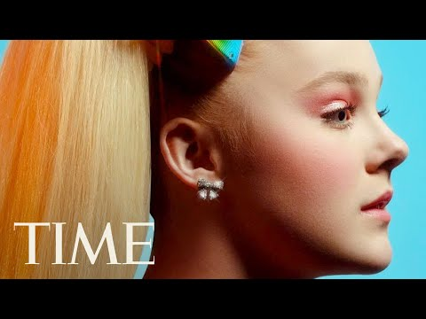 Progressvideo Tv How Jojo Siwa Built Her Sparkly Empire The Youtube Superstar On Her Career Fans Amp Amp More Time Via Time Magazine