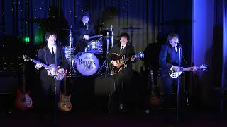 Beatles Concert that happened before distancing - Britian's Finest