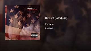 Eminem (Alicia Lemke) - Revival (Interlude) (перевод)