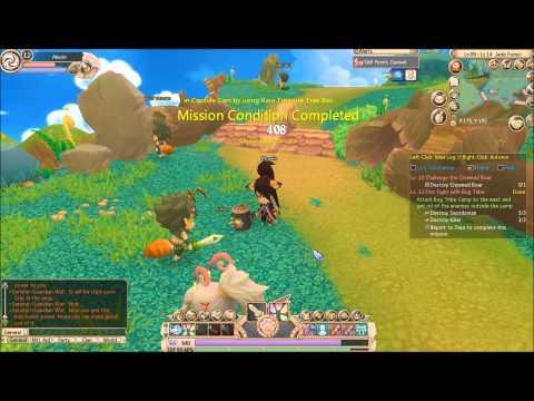 Dragonica Mobile (SEA) - Assasin Battle Game Play (Anime MMORPG Game
