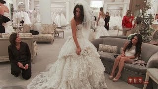 Wedding Dress Tips - High-End Lace Ball Gown | Say Yes To The Dress
