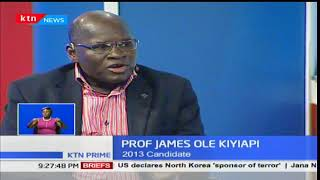 Pro. James ole Kiyiapi: This division has been moving on since 2007