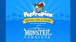 Official Poptropica Walkthrough: Monster Carnival