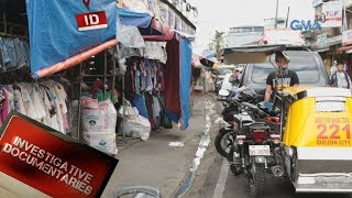 Investigative Documentaries: Ano ang epekto ng mga harang o sagabal sa sidewalk?
