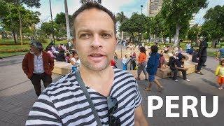 Jeden dzień w Peru