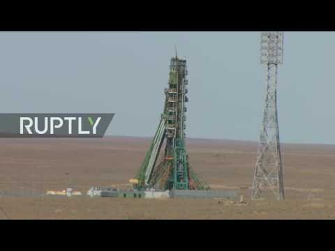 Live from Baikonur as Soyuz MS-10 makes an emergency landing