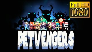 Petvengers: Candy Superheroes Game Review 1080P Official G2 Studio