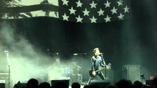 Anti-Flag - The Press Corpse & The Bright Lights Of America (Berlin)