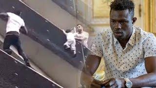 Pria yang Nekat Panjat Tembok ke Lantai 4 Demi Selamatkan Bocah Ditemui Presiden, Terima Hadiah Ini