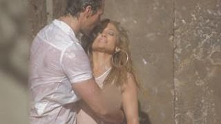 Inside J.Los Steamy Music Video With D&G Model David Gandy