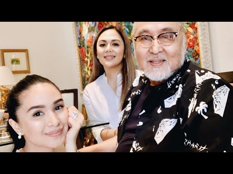 COOKING WITH MY DAD AND SISTER   Heart Evangelista