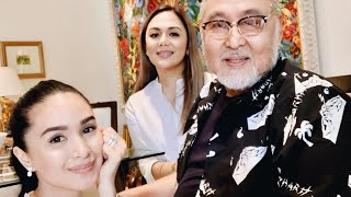 COOKING WITH MY DAD AND SISTER | Heart Evangelista