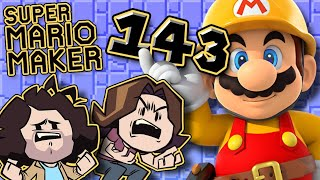 Super Mario Maker: Can't Get Enough of That Sugar Crisp - PART 143 - Game Grumps