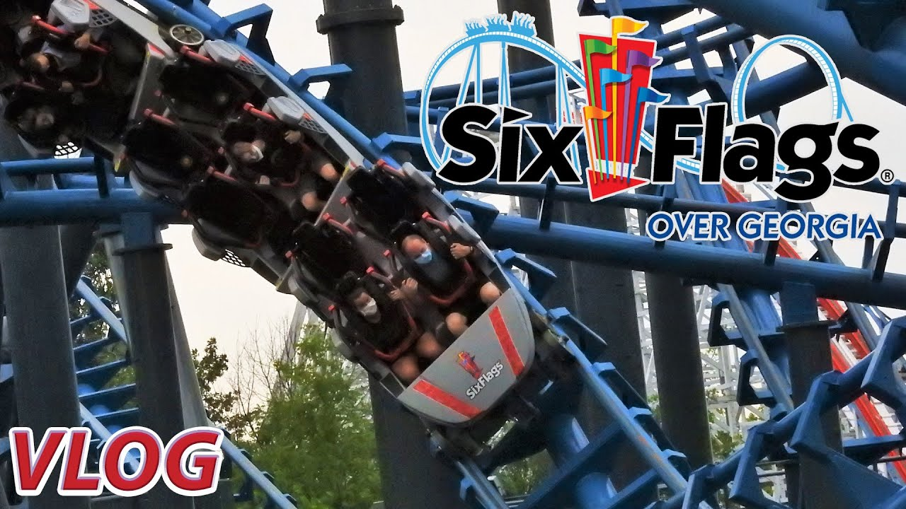 Spend a Day at Six Flags