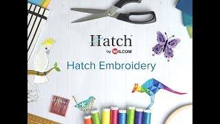 wilcom hatch 2 tutorials - ฟรีวิดีโอออนไลน์ - ดูทีวีออนไลน์