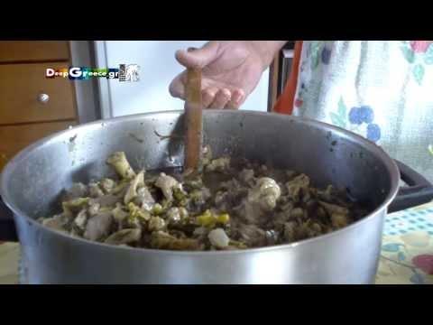 Οδηγίες για την παρασκευή μαγειρίτσας