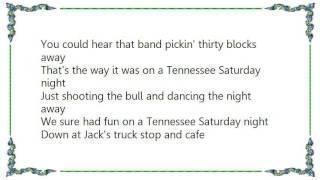 Dale Watson - Jack's Truck Stop  Cafe Lyrics