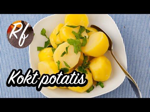 Hur du kokar potatis. Kanske inte den mest avancerade matlagning men grundläggande tips hur du kan gå tillväga för god kokt potatis. >