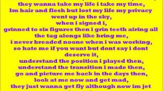 Chipmunk-Transition lyrics