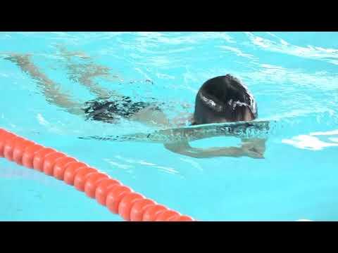 Thi chúng chỉ bơi cấp Quận - Tiểu học Quốc tế Thăng Long