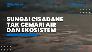 Hasil Lab Keluar, Sungai Cisadane yang Berwarna Merah Tak Miliki Potensi Pencemaran Ekosistem