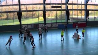 preview picture of video 'Scrimmage Onzain-Angers vs Tours - 14.12.2014 (3)'