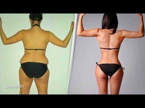 Como librarse de la piel gorda en el vientre