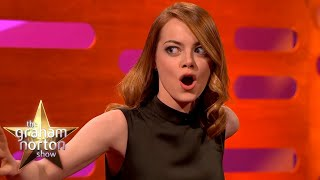 The BEST of Emma Stone On The Graham Norton Show