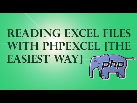 [PHP Tutorial] Read Excel File With PHP The Easiest Way To Read Excel Files Through PHP Mp3