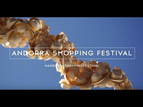 Andorra Shopping Festival 2015