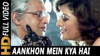 Aankhon Mein Kya Hai Tera Nasha Hai   Vinod   - YouTube