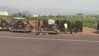 preview picture of video 'Kigali to Bujumbura. RwandAir'