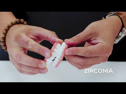 XircOn Ultra vs Zirconia Material Sound Comparison