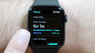 Can Apple Watch IMPROVE Your Sleep Now? - watchOS 7 Sleep Tracking Review